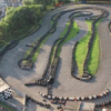 Cambuslang Karting Track For Nightime Racing