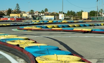 Go karting track, go kart accessories, go karting for beginners