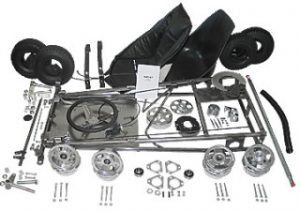 Go Kart Kit, Build a Go-Kart, Go Kart Kits for sale