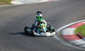 Advanced go kart driving, Go kart racing line, Go kart cornering